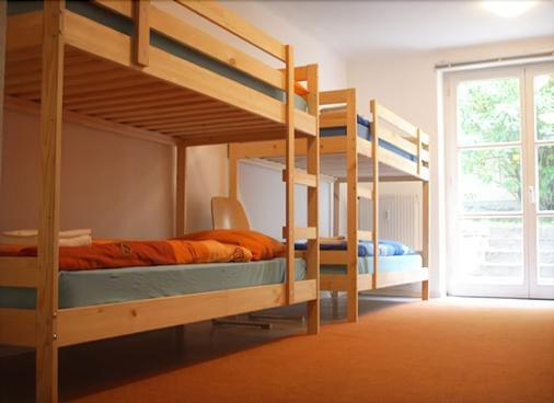 Wira Guesthouse 31 - Hamburg - Bedroom