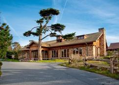 Asilomar Conference Grounds - Pacific Grove - Building