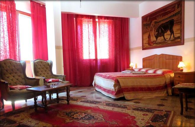 卡薩爾貝格住宿加早餐旅館 - 錫耶納 - 臥室