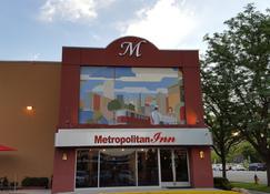 The Metropolitan Inn - Salt Lake City - Building