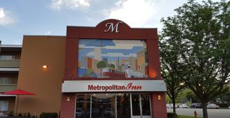 The Metropolitan Inn - Salt Lake City - Gebäude