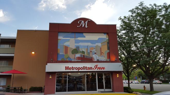 The Metropolitan Inn - Salt Lake City - Rakennus