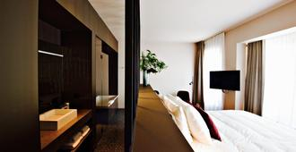 U Eat & Sleep Antwerp - Antwerp - Bedroom