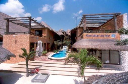 Hotel Mimi del Mar - Playa del Carmen - Πισίνα