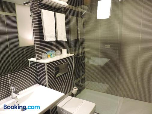Hotel Junquera - Vigo - Bathroom