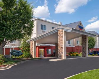 Fairfield Inn and Suites by Marriott Frederick - Frederick - Building