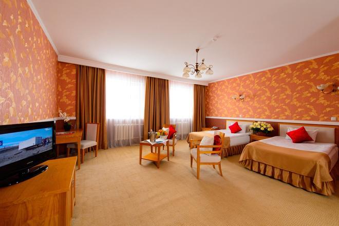 O Azamat - Nur-Sultan - Bedroom