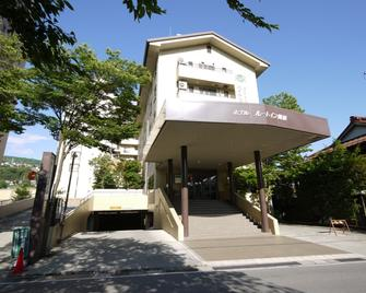 Hotel Route-Inn Kamisuwa - Suwa - Будівля