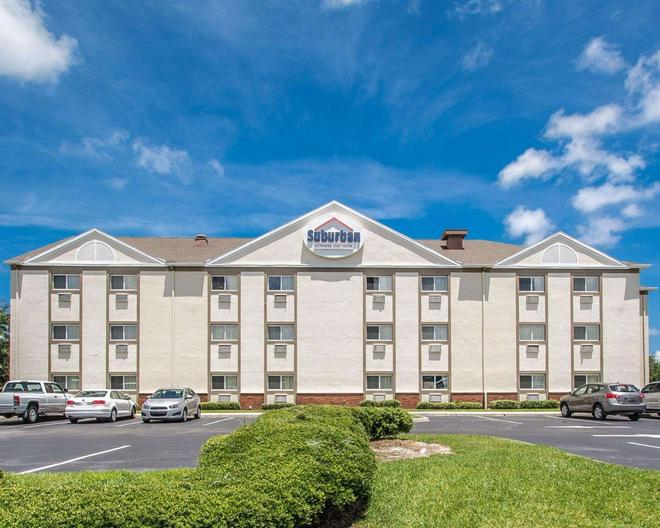 Suburban Extended Stay Hotel Melbourne Airport - Melbourne - Building