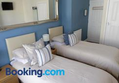 St Bernards Guesthouse - Newquay - Phòng ngủ