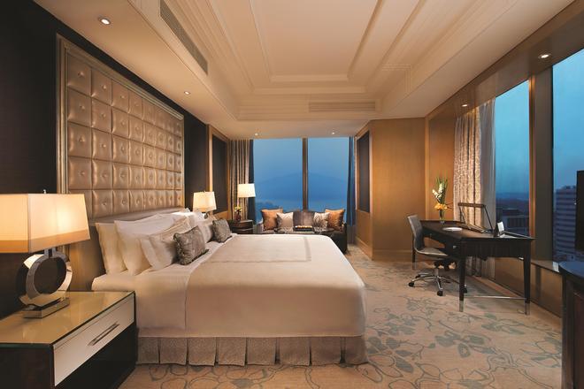Shangri-La Hotel Nanjing - Nanjing - Makuuhuone