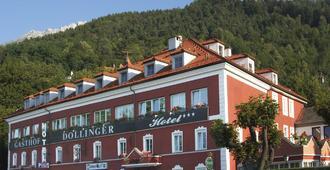 Hotel Dollinger - אינזברוק - בניין