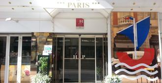 Hotel De Paris - Lourdes - Gebouw