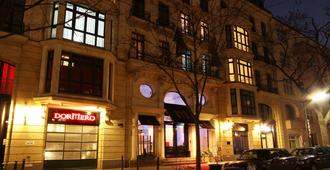Dormero Hotel Berlin Ku'damm - Berlín - Edificio