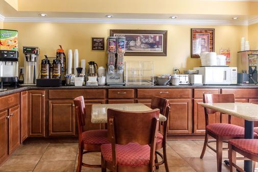 Rodeway Inn & Suites - Jacksonville - Buffet