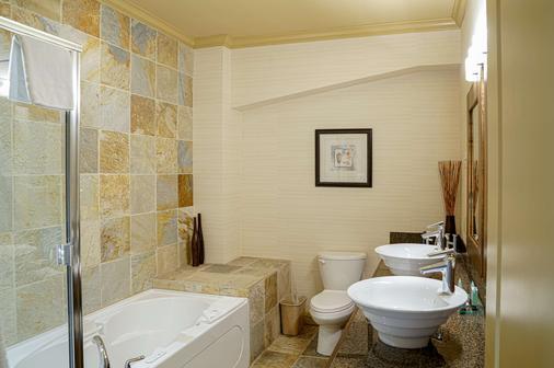 Prestige Beach House, BW Premier Collection - Kelowna - Bathroom