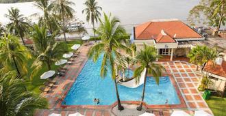 Riverside Serviced Apartments - Ciudad Ho Chi Minh - Piscina