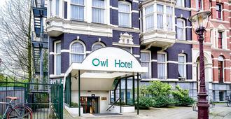 Owl Hotel - Amsterdam - Rakennus