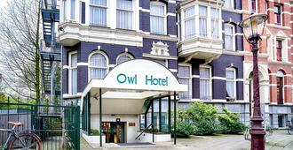Owl Hotel - אמסטרדם - בניין