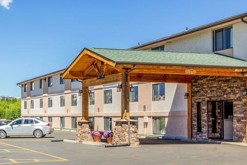 Rodeway Inn Leadville - Leadville - Gebäude