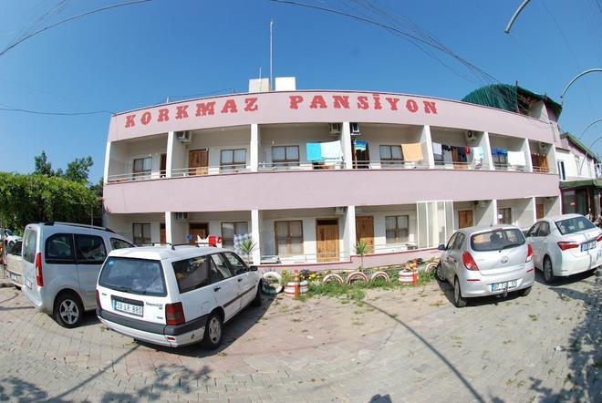 Korkmaz Pansiyon Apart - Manavgat - Building