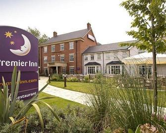 Premier Inn Hagley - Stourbridge - Building