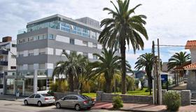Hotel Castilla - Punta del Este - Edificio