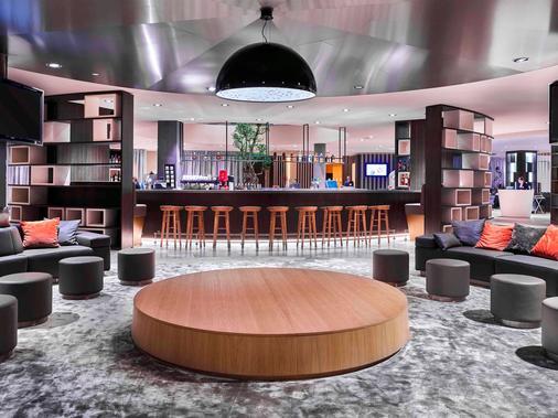 Novotel Moscow Kievskaya - Moscow - Bar