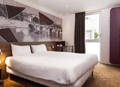 Brit Hotel Toulouse Colomiers - L'esplanade - Colomiers - Schlafzimmer