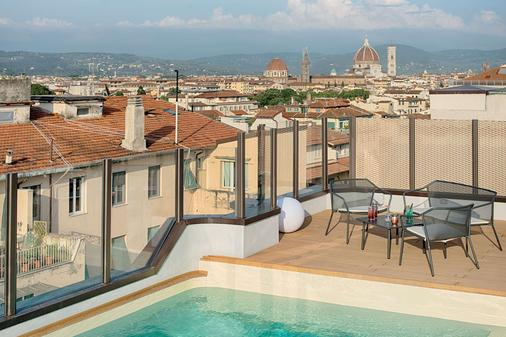 NH Firenze - Firenze - Parveke