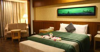 Vgp Golden Beach Resort - Chennai - Schlafzimmer