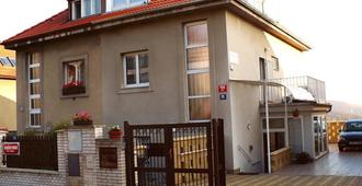 Pension Nika - Prague - Bâtiment