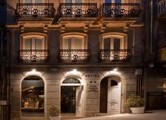Hotel Puerta Gamboa - Vigo - Building