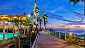 Pacific Terrace Hotel - San Diego - Pool
