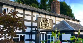 The Lion Hotel & Restaurant Berriew - Welshpool - Building