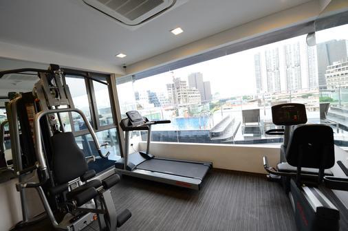 Parc Sovereign Hotel - Tyrwhitt - Singapura - Ginásio