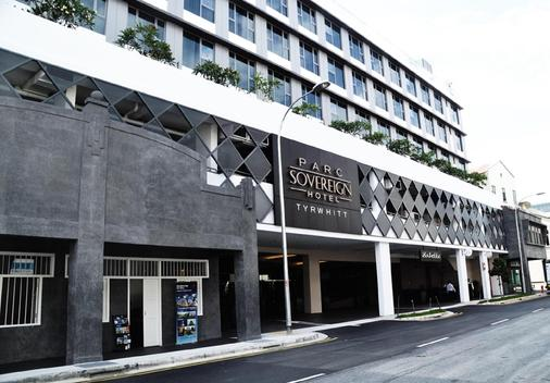 Parc Sovereign Hotel - Tyrwhitt - Singapore - Edificio
