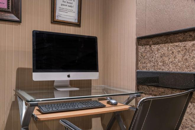 Microtel Inn & Suites by Wyndham Rochester Mayo Clinic North - Rochester - Business centre