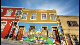 Angel Hostal - Valparaíso - Edificio