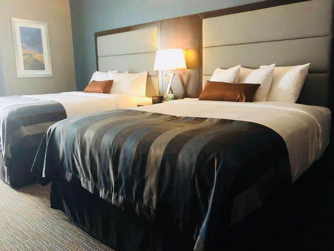 Wingate by Wyndham Kamloops - Kamloops - Bedroom