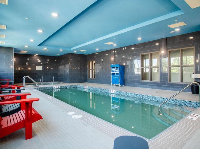 Wingate by Wyndham Kamloops - Kamloops - Pool