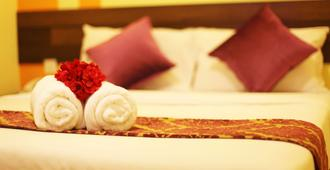 Sun Inns Hotel Sentral Brickfields - קואלה לומפור - חדר שינה