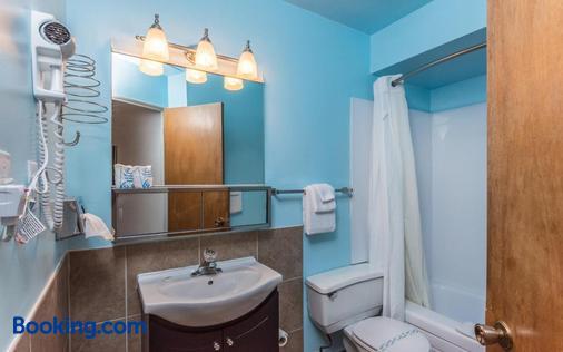 The Bluebird Motel - Nanaimo - Bathroom