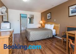 The Bluebird Motel - Nanaimo - Bedroom