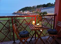 Romantic Apartment - The Youghal - Youghal - Balcón
