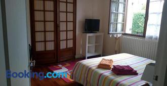 L'Orangine - Bordeaux - Bedroom