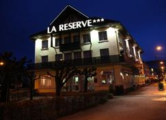 Hotel La Réserve - Gérardmer - Rakennus