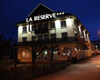 Hotel La Réserve - Gérardmer - Building