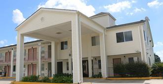 Western Inn - Gonzales - Edifício