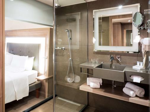 大西洋港 RJ 諾富特酒店 - 里約熱內盧 - 里約熱內盧 - 浴室